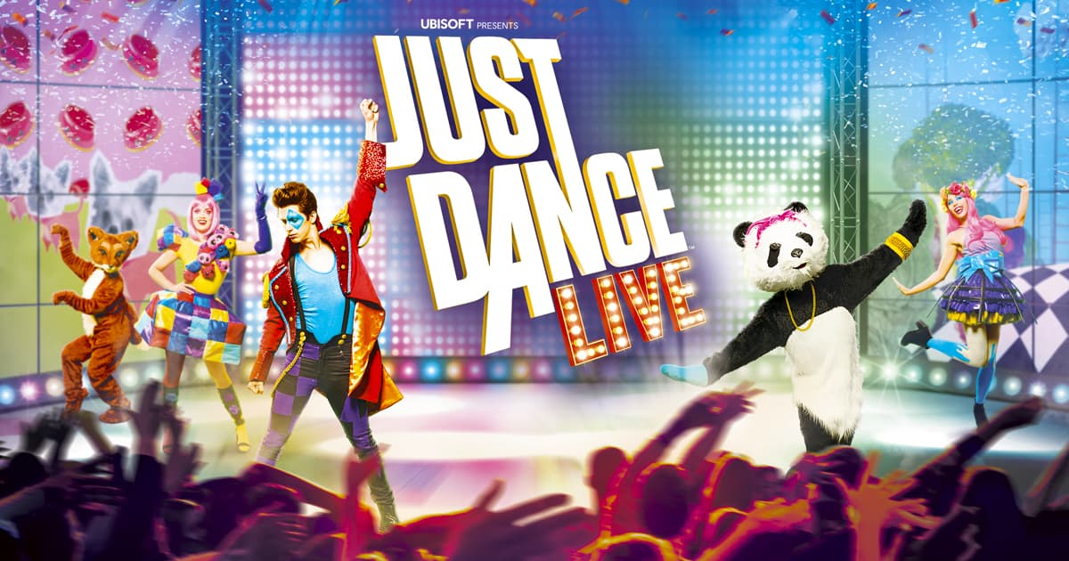 ENTER OUR WORLD - Just Dance Live